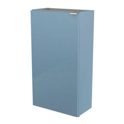Szafka pod umywalkę imandra stojąca 44 cm niebieska marki Cooke&lewis