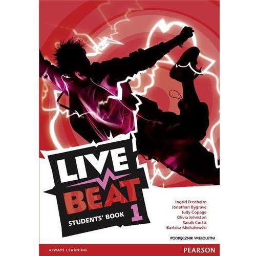 Live Beat 1. Podręcznik Wieloletni + MP3