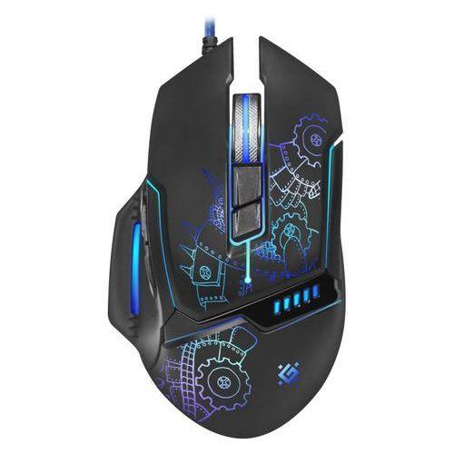 Mysz przewodowa Defender KILL'EM ALL GM-480L 3200dpi 8P + GRA