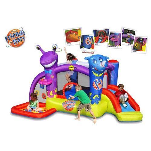 Happyhop Dmuchany plac zabaw happy hop - marsjańska przygoda (6933491992735)