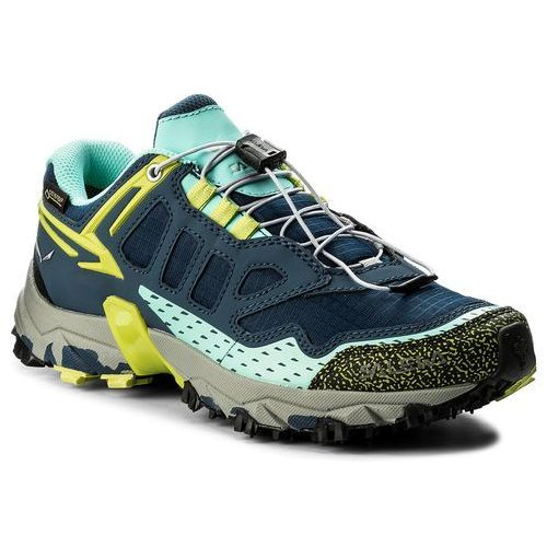 Salewa Buty - ultra train gtx gore-tex 64411-8670 dark denim/aruba blue