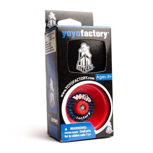 Yoyo factory Yoyo whip yoyofactory czerwone (4260243450598)