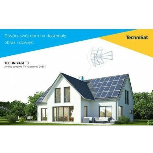 Technisat TechniYagi T3 Aktywna