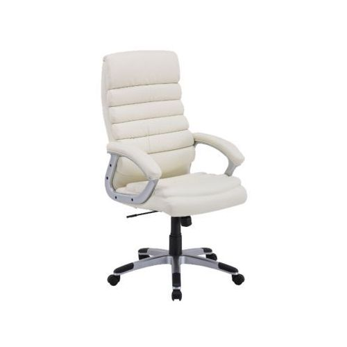 Fotel obrotowy, krzesło biurowe q-087 beige marki Signal