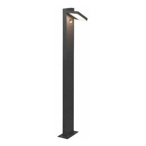 Trio Horton 426369142 lampa stojąca zewnętrzna 1x8W LED antracytowa (4017807492392)
