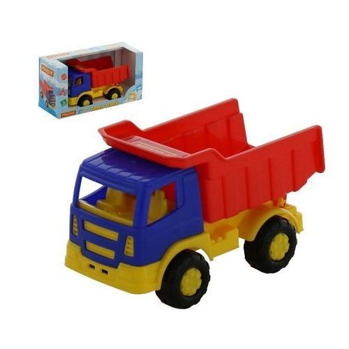 WADER-POLESIE Tioma samochód wywrotka w pudełku