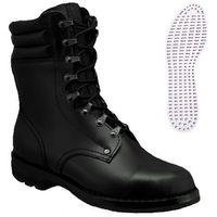 Buty wojskowe skórzane skoczki 45