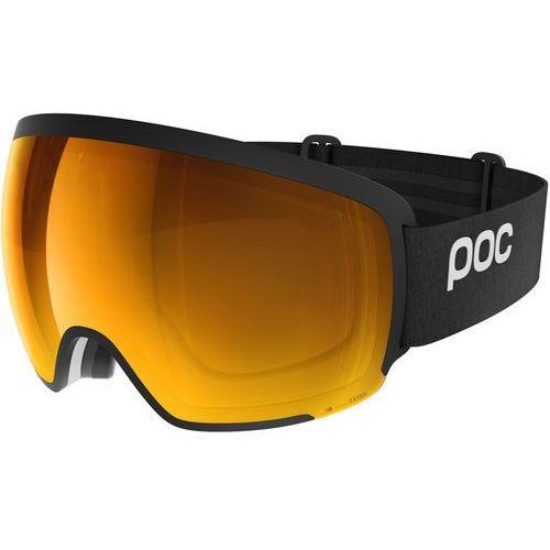 POC ORB CLARITY Gogle narciarskie uranium black/spektris orange