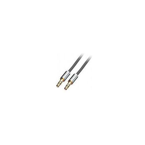 Kabel LINDY Jack 3.5mm - Jack 3.5mm 5m (35304) Darmowy odbiór w 20 miastach!
