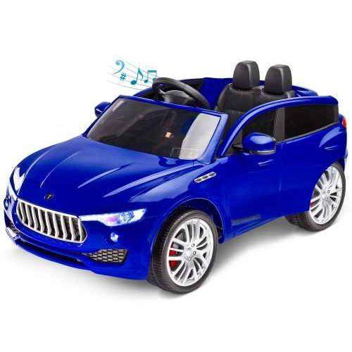 Samochód na akumulator Toyz Commander + Pilot (5902021529155)