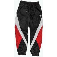 spodnie dresowe DGK - Mirage Custom Swishy Pants Black (BLACK) rozmiar: M, kolor czarny