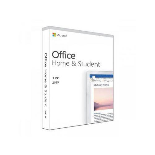 Microsoft office 2019 dla użytkowników domowych i uczniów (0760947037452)