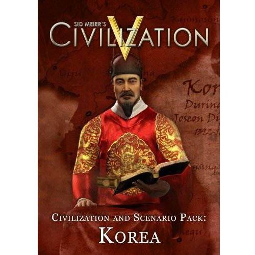 Civilization 5 Civilization and Scenario Pack Korea (PC)