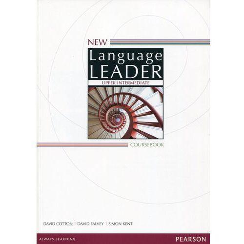 New Language Leader Upper-Inter. CB (183 str.)