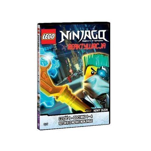 Galapagos Lego ninjago: reaktywacja. pakiet (2dvd) (7321997610328)