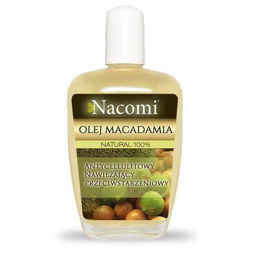 Olej macadamia, 50 ml - marki Nacomi