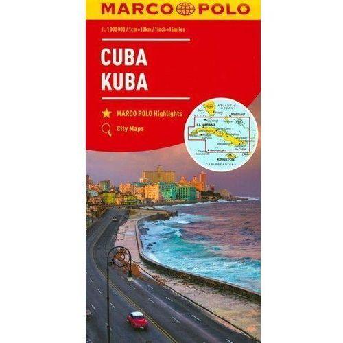 MARCO POLO Länderkarte Kuba 1:1 000 000 (9783829739344)