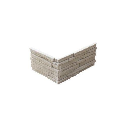 Narożnik betonowy CALIBRA GRIGIO INCANA