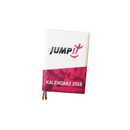 Kalendarz książkowy A5 na 2018 rok - JUMPit