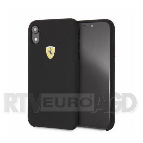 fessihci61bk iphone xr (czarny) marki Ferrari