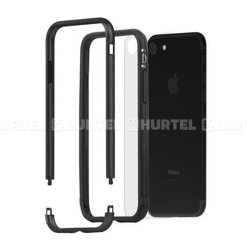 luxe - aluminiowy bumper iphone 7 (black) marki Moshi
