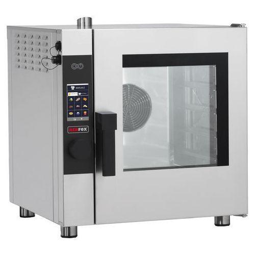 Redfox Piec konwekcyjno-parowy programowalny 5xgn2/3 + automatyczne mycie epd x 0523 eam 00025453