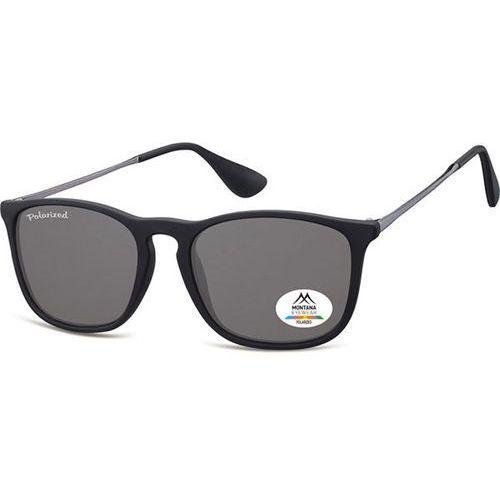 Okulary Słoneczne Montana Collection By SBG MP34 Polarized no colorcode, kolor żółty