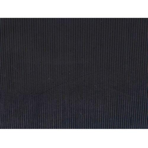 Nakładka z rowkowanej gumy,do szafki na narzędzia: szer. x głęb. 1000 x 500 mm
