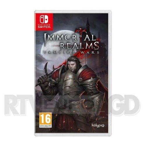 Kalypso media Immortal realms: vampire wars nintendo switch (4020628714697)