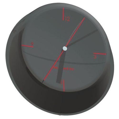 Bugatti - Glamour zegar ścienny, czarny