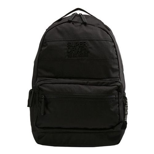 Superdry MONCHEATER BACK PACK Plecak black