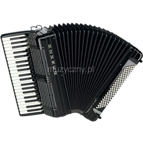 morino+ iv 120 akordeon (czarny) marki Hohner