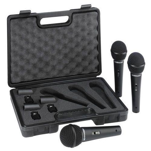 Behringer ULTRAVOICE XM1800S z kategorii Mikrofony