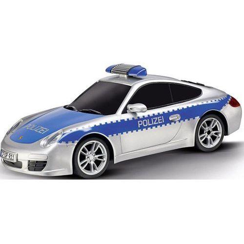 Rc on road - pol ice porsche 911 - darmowa dostawa! od producenta Carrera