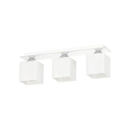 Plafon FLOKI 3 biała 559/3 BIA - Lampex - Sprawdź kupon rabatowy w koszyku