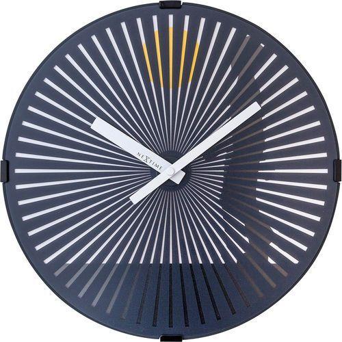 Zegar ścienny z efektem ruchu Walking Man Nextime 30 cm (3219) (8717713019268)