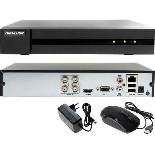 Hikvision hiwatch rejestrator hd-tvi ahd cvi ip hwd-6104mh-g2 (6954273664251)