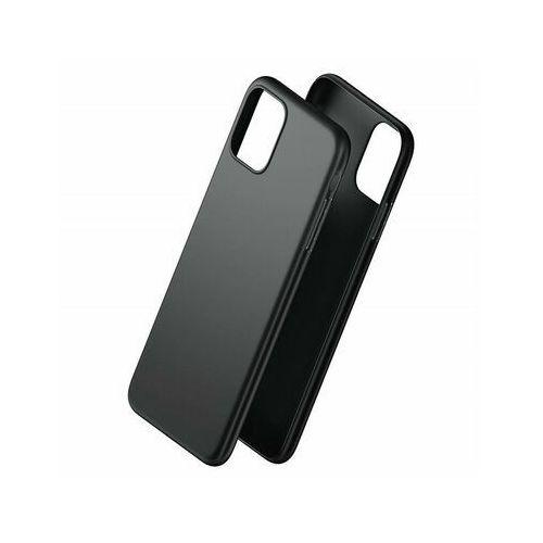 3MK Matt Case iPhone Xr czarny /black, kolor czarny