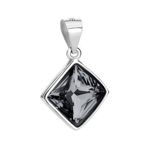 Biżuteria damska INFINITY ISZK0058 Zawieszka srebrna, kolor szary
