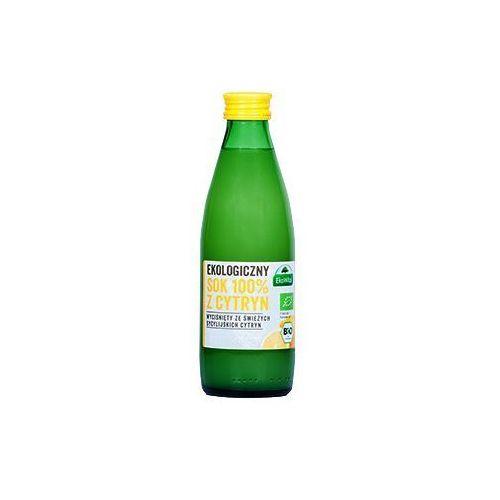 Sok z cytryn 100% BIO 250 ml, 6018