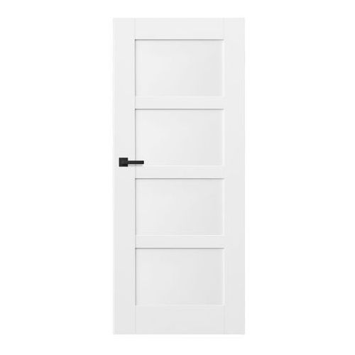 Drzwi pełne Connemara 80 prawe kredowo-białe (5900378200437)