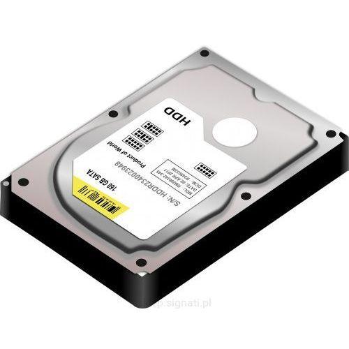 - hp spare 500gb 7200rpm sata 6gbps hard drive (w3t34kkj) marki Hp inc.