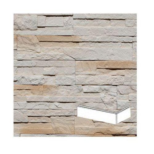 Stones narożnik kamień dekoracyjny oviedo 2 180-410/90-320x110x10-24 mm op. 0,99 mb