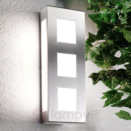 Cmd creativ metalldesign gmbh Lampa ścienna zewnętrzna trilo bez czujnika (4260045640302)