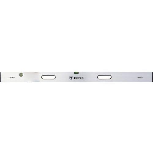 Poziomnica TOPEX 29C145 300 mm 2 libelle aluminiowa (5902062874306)