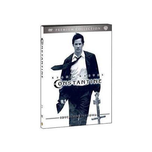 Constantine (2xdvd), premium collection (dvd) - francis lawrence darmowa dostawa kiosk ruchu marki Galapagos