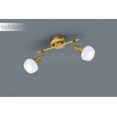 -leuchten trumpet lampa sufitowa mosiądz, 2-punktowe - dworek - obszar wewnętrzny - trumpet - czas dostawy: od 3-6 dni roboczych marki Trio