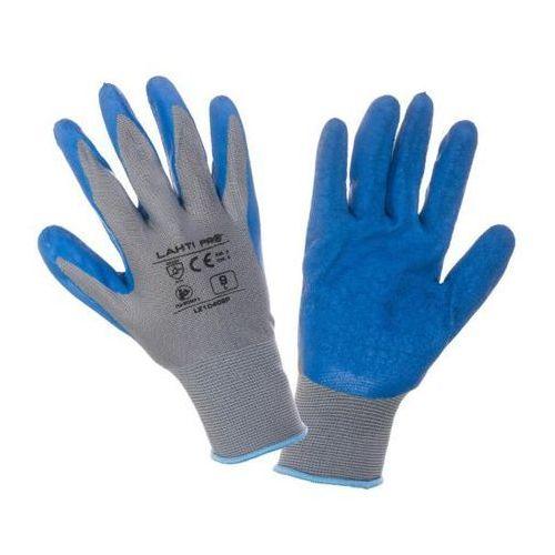 LAHTI PRO Rękawice ochronne powlekane rozmiar 7, opakowanie 12 par, /L210407W/ (5903755047632)