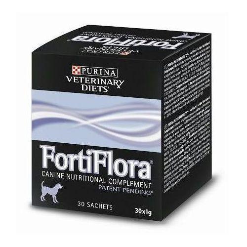 Purina Pvd fortiflora dog probiotyk dla psów 30g - 30 saszetek, kategoria: witaminy dla psów