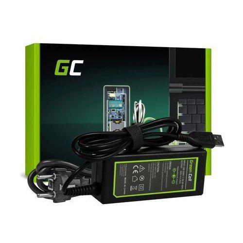 Zasilacz sieciowy 20v 3.25a lenovo 3 65w () marki Greencell